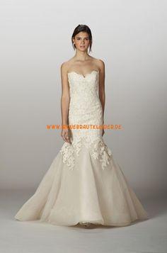 Liancarlo Elegante Moderne Brautkleider aus Softnetz