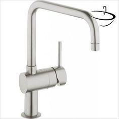 Bathrooms Online, Bathroom Store in UK, Shop for Bathrooms Kitchen Taps Grohe Grohe Kitchen Taps, Kitchen Mixer Taps, Bathroom Store, Sink, New Homes, Sink Tops, Vessel Sink, Vanity Basin, Sinks