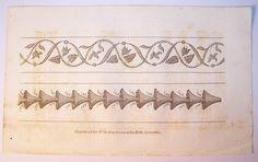 1812 - Belle Assemblee patterns