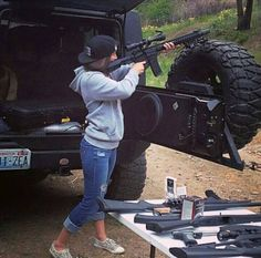 WifeMaterial://#Sexy Guns and Buns