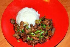 Pikantna Wieprzowina W Karmelu Beef, Dinner, Food, Meat, Dining, Food Dinners, Essen, Meals, Yemek