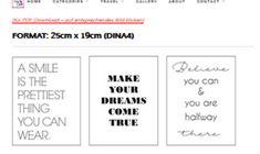Sprüche Bilder für Bilderrahmen schwarz weiß, Quotes Frames, Motivationssprüche, Wohnaccessoire, Design, Interior Inspiration, DIY, Interior, Lifestyleblog, Blog, blogger, Travelblog, german blog © http://ceyourgoals.com 2016
