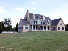 Outstanding country manor #home in Warwick, #Maryland