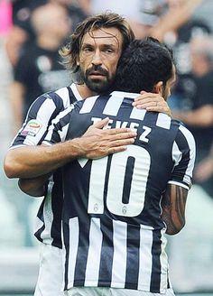 Pirlo & Tevez