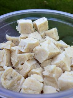 The Comforting Vegan : Homemade Vegan Feta Cheese