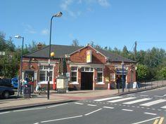 Solihull station