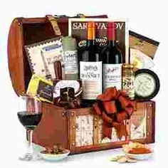 Shop for gift baskets, wine gifts and more at GiftTree. From sympathy gifts to gourmet gift baskets, shop gift ideas for any occasion. Champagne Gift Baskets, Wine Gift Baskets, Gourmet Gift Baskets, Gourmet Gifts, Champagne Gifts, Wine Presents, Wine Gifts, Wine Recipes, Gourmet Recipes