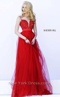 Sherri Hill 32229 - NewYorkDress.com