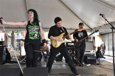 Tens of thousands flock to South Street for Spring Festival - coverage via Metro Philly.