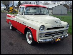 1957 Dodge D100 Sweptside Pickup