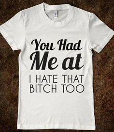 BF shirts