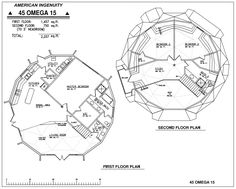 Geodesic Dome Home Plans - AiDomes | house\'s | Pinterest | Kitchen ...