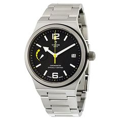 awesome Tudor North Flag Automatic Mens Watch 91210N-BKSS just added...