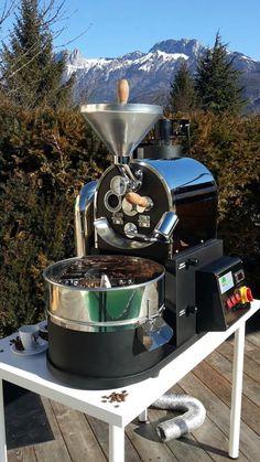 #pražírna #kávy