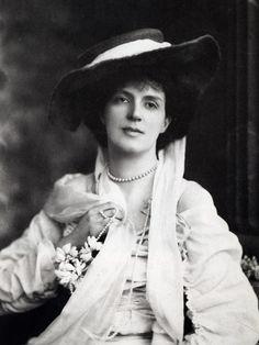 Lady Ida Sitwell, mother of Osbert, Edith and Sacheverell Sitwell
