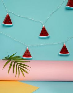 Sunnylife Watermelon Fairy Lights