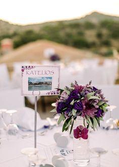 #centerpieceideas #centerpieces #weddingflowers #wedding #purplewedding #purpleflowers #kefalonia Purple Wedding, Wedding Flowers, Wedding Day, Centerpieces, Table Decorations, Purple Flowers, Your Favorite, Flower Arrangements, Reception