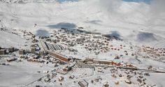 Wintersport La Toussuire: modern skidorp in groot skigebied Les Sybelles