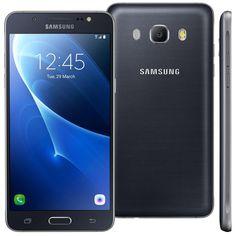 [Casas Bahia] Samsung Galaxy J5 Duos Metal Preto 16GB R$ 674,10 Boleto + Frete
