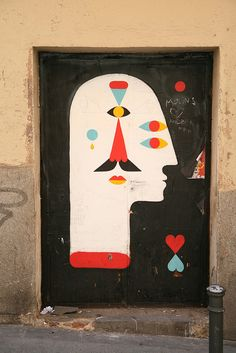 par Remed, Street artist