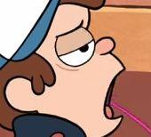 Awkward-Looking Photos from Gravity Falls!