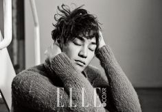 Kim Young Kwang - Elle Magazine September Issue '15