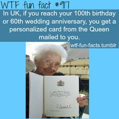 Like, am i jealous of this lady OR WHAT?! I mean, not only does she get that friggin' AWESOME card, she is a super cute old lady. And I friggin' love old ladies.