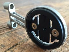 3D Printed Titanium Garmin Cycle Mount Allows for Hands-Off Info While Traveling