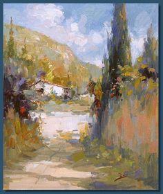 Tuscane old trail