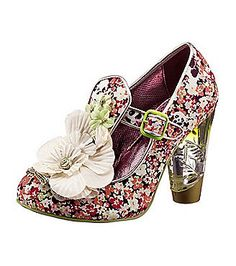 Irregular Choice Can't Touch This Pumps