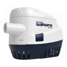 Attwood Sahara Automatic Bilge Pump S500 Series - 12V - 500 GPH