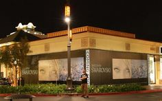 Wall Graphics Installation at Town Square in Las Vegas Nevada by Richardson Graphics