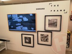 Samsung start verkoop 'schilderij-televisie' in Nederland Gallery Wall, Samsung, Frame, Home Decor, Picture Frame, Decoration Home, Room Decor, Frames, Home Interior Design