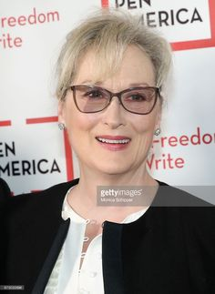 Actress Meryl Streep attends the 2017 PEN America Literary Gala at American Museum of Natural History on April 25, 2017 in New York City.