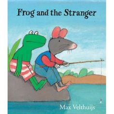 Image result for frog and the stranger story