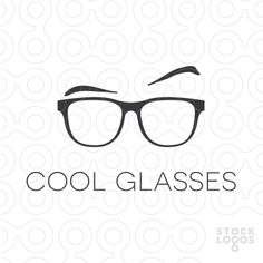Cool Glasses Logo