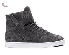 separation shoes 88c40 94e17 Supra- Skytop LX grey white S67010-44.5 - Chaussures supra (Partner-