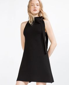 HALTER-NECK DRESS-View All-DRESSES-WOMAN | ZARA United States