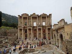 Ephesus, Turkey. May 2013