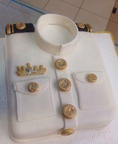 Camisa oficial de marina