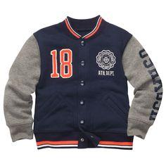 Varsity Jacket   Boy Clearance