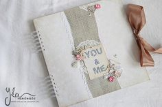 Yka handmade: Svadobný album