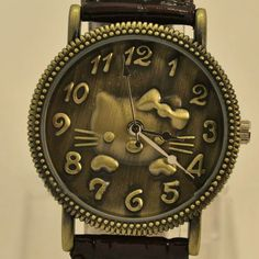 Type: Watch Watch movement: Quartz Movement Watch strap material: Leather Watch diameter: 3.3cm Watch strap length: 23cm Watch strap width: 1.5cm Watch: 40g
