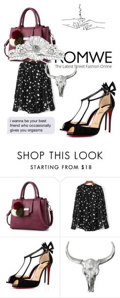 """""""Bez naslova #7"""" by ellenapoly ❤ liked on Polyvore featuring Christian Louboutin"""