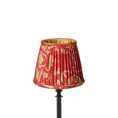 Sari lamp shades from guineveres favorite things pinterest 14cm tenganan pleated lampshade red mozeypictures Choice Image