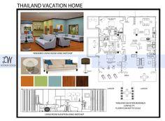 Interior Design Portfolio | Lauren Williams | Archinect