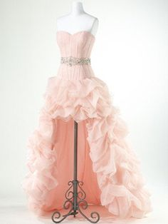 1000 images about ball gown ideas on pinterest prom for Wedding dress with swag sleeves