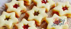 Moje linecké vánoční cukroví Kefir, Waffles, Muffin, Breakfast, Food, Schokolade, Kuchen, Top Recipes, Oven