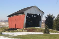 Shryer Covered Bridge - Fairfield Co., OH