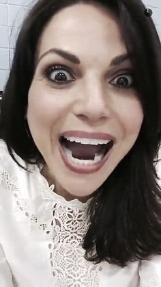 Awesome Lana being funny #LosAngeles #Ca Wednesday 6-1-16 #LanasSnapChat